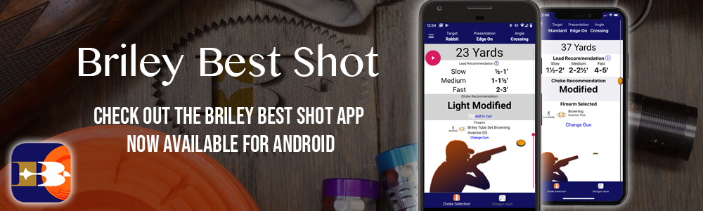 Check out our NEW Briey Best Shot App!
