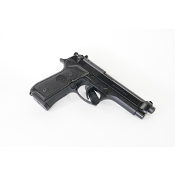 "PREOWNED BERETTA M9, 9MM, 5"", (G49921)"