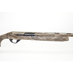 "Preowned Benelli Super Black Eagle III, Mossy Oak Bottomland, 12ga, 28"", 3-1/2"" (G52032)"