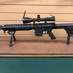 Preowned Armalite ARIOT, 7.62mm, Extras, (G59122)